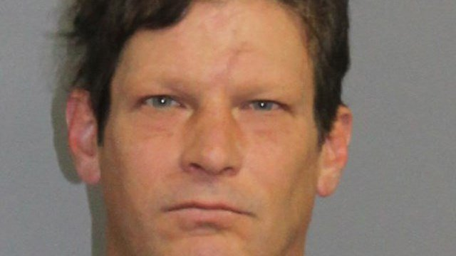 Craig Middendorf is accused of killing his neighbor's cat with a rifle in Oxford. (State police)