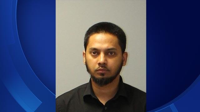 Mahfuz Al-Hamid (CT State Police)