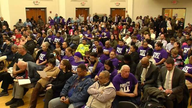 Residents voiced their concerns about the proposal (WFSB)
