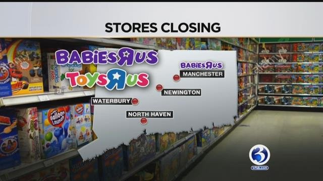These are the stores that will be closing (WFSB)