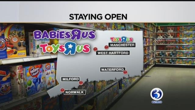 These are the stores that are staying open (WFSB)