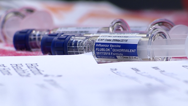 Clinics statewide host free flu shots on Saturday (WFSB)