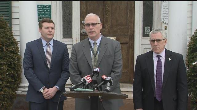 "Superintendent Paul Freeman called the death of 15-year-old Ethan Song ""an enormously tragic loss."" (WFSB)"