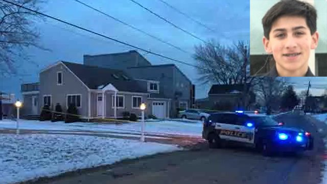 Ethan Song, 15, was shot and killed in a home on Seaside Avenue Jan. 31. (WFSB/Instagram)