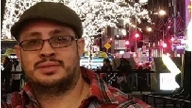 Juan Colon was found dead in Old Lyme after police said he has been missing since Thanksgiving.  (Submitted)