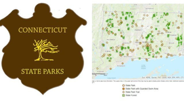 Connecticut launches Passport to Parks program. (Governor's office)