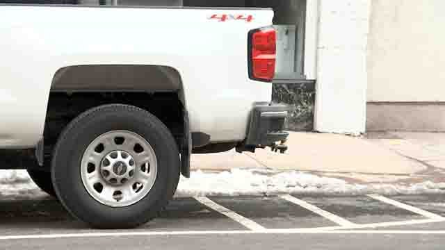 Larger cars are getting ticketed because they can't fit in Hartford parking spaces (WFSB)