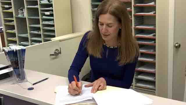 Former Secretary of the State Susan Bysiewiczsays she's now exploring a run for governor. (WFSB)
