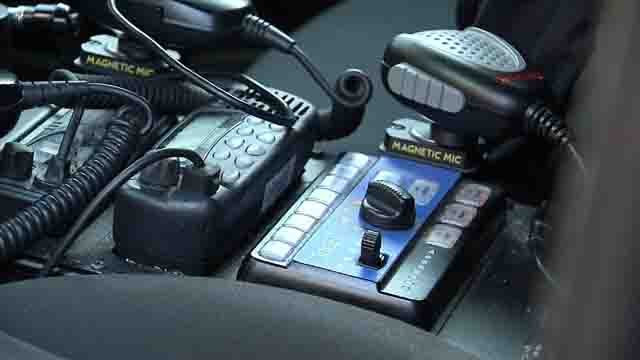 Stonington police are getting a new radio upgrade (WFSB)