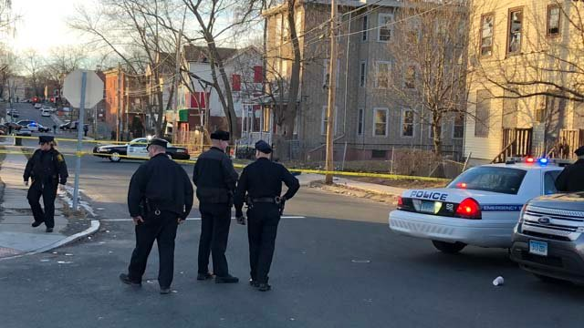 Police have responded to a shooting in Hartford (WFSB)