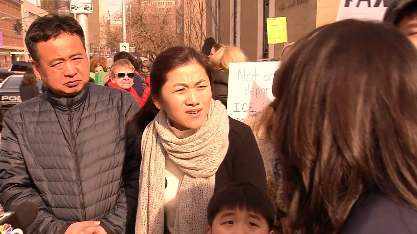 Farmington couple facing deportation granted a stay - WFSB 3 Connecticut