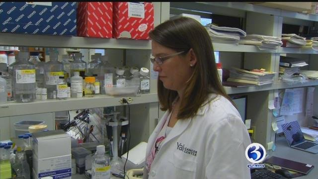 Breast cancer breakthrough may have been found in Connecticut