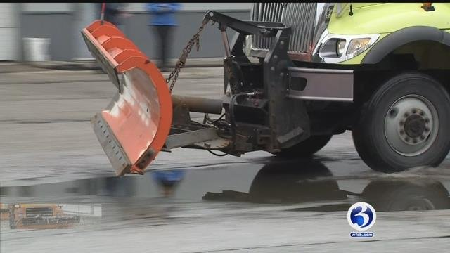 Towns are preparing for winter weather this weekend (WFSB)