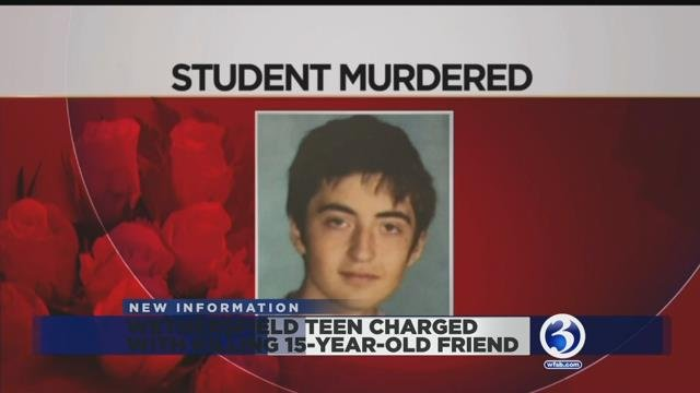 Video: Teen charged with killing 15-year-old friend faces judge