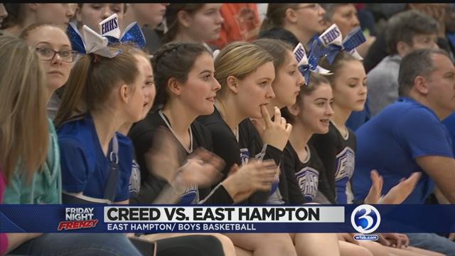 East Hampton 55  Creed 36