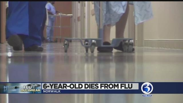 VIDEO: 6-year-old CT girl's death was flu-related
