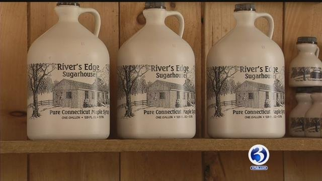 Video: Maple syrup harvest season is upon us