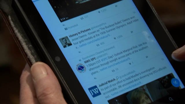Locals were exposed to phony social media accounts from Russia (WFSB)