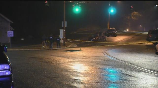 Police were on scene of a deadly crash in Hartford (WFSB).