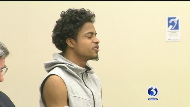 Video: Man arrested for threatening to 'shoot up' Waterbury high school