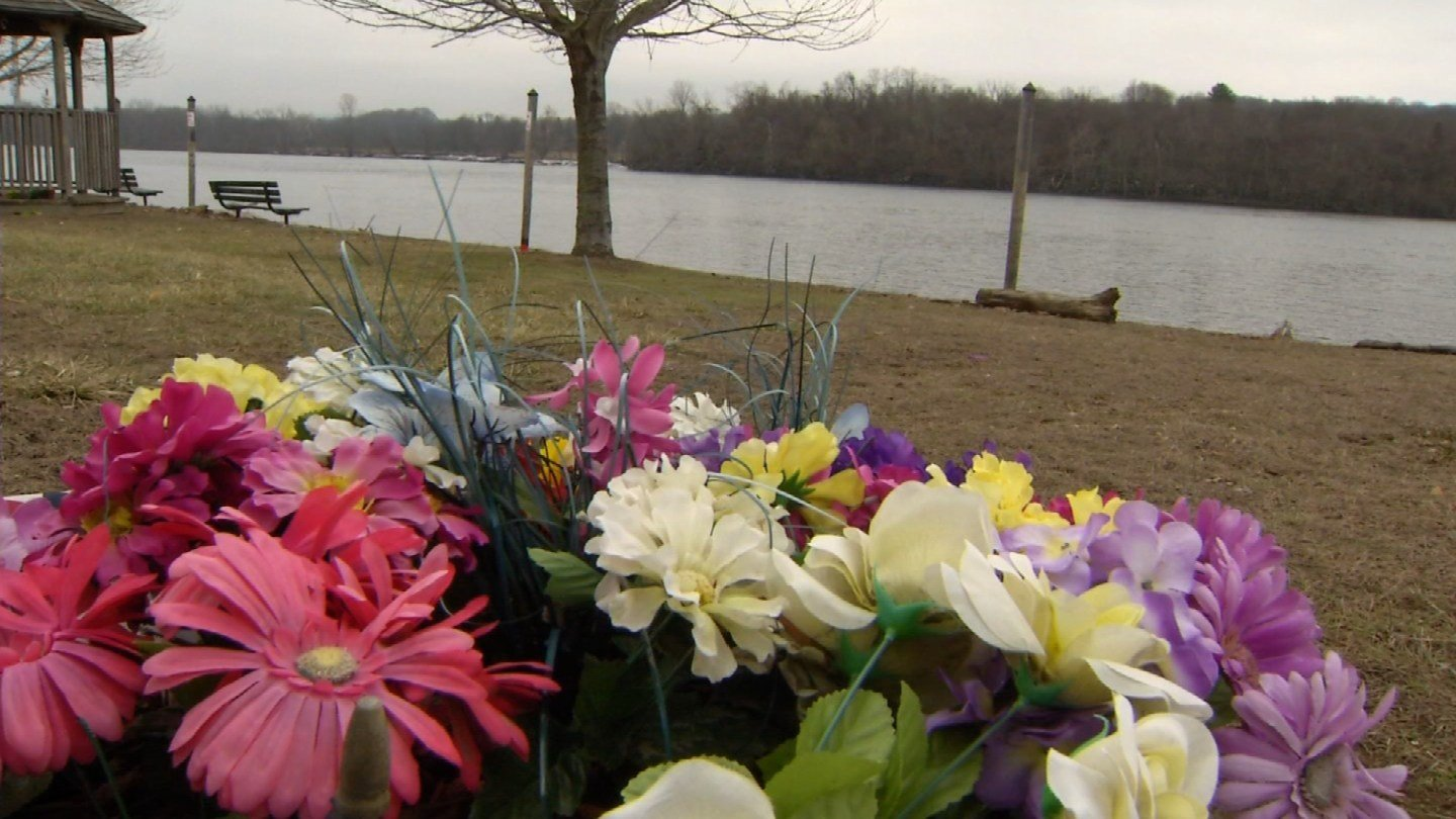 It felt like spring at Ferry Park in Rocky Hill on Wednesday. (WFSB)
