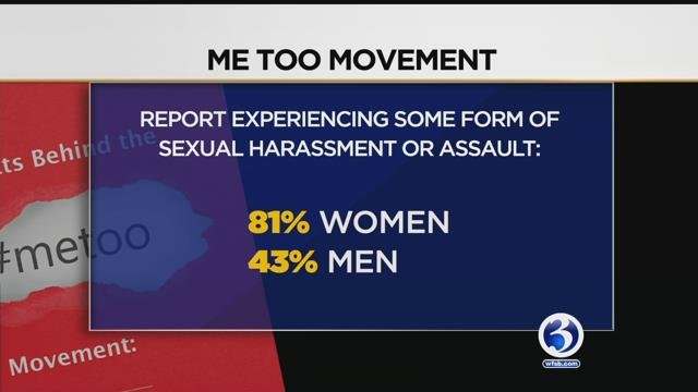Video: Report finds sexual abuse is widespread, especially for women
