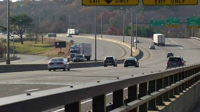 The state is proposing a widening project for I-95 (WFSB)