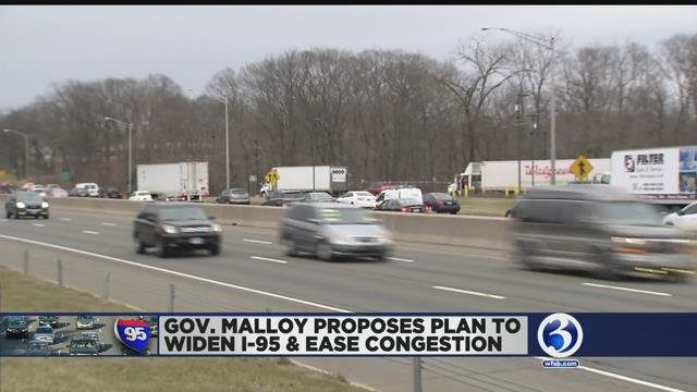 Video: State proposes widening project for I-95