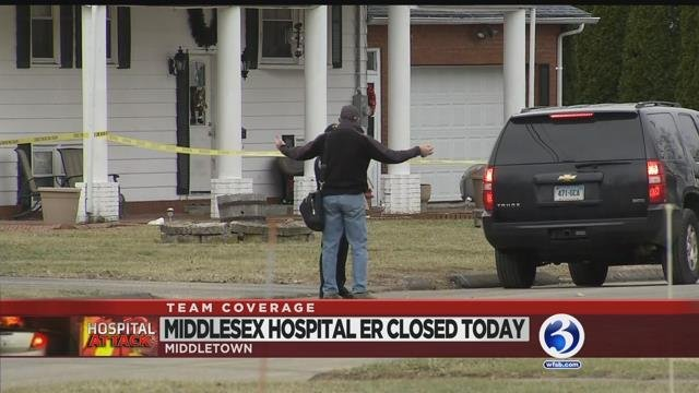VIDEO: The latest on the hospital attack in Middletown