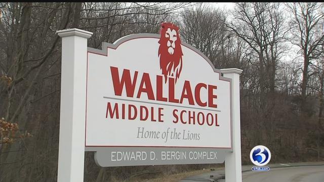 Video: Waterbury student interviewed by police after gun threat