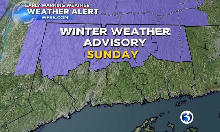 Winter Weather Advisory (WFSB)