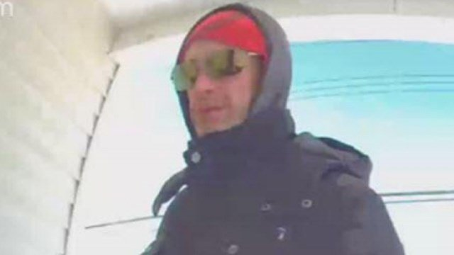 Milford police said they are looking for this suspicious man. (Milford police)