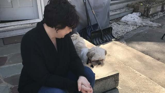All a Newington woman wants to do is run her doggie daycare business (WFSB)