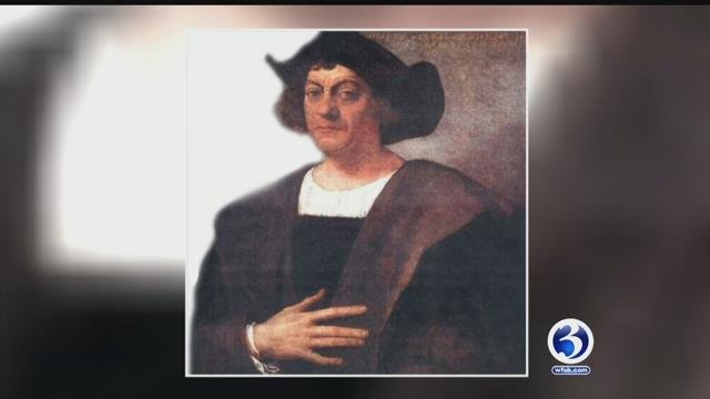 Christopher Columbus (WFSB file photo)