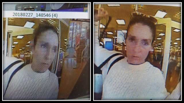 Hamden police are looking to identify this woman (Hamden Police)