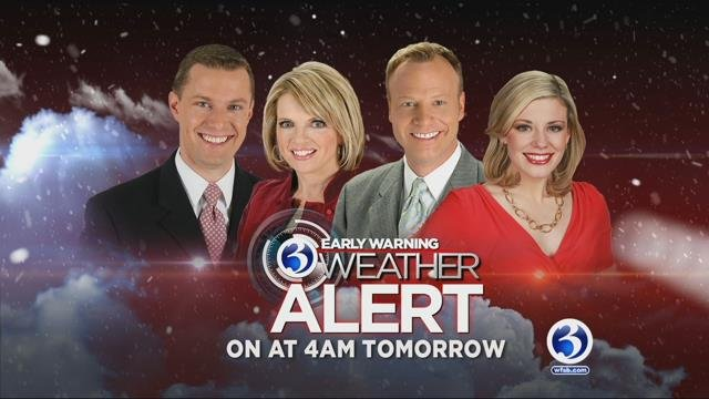 "Text ""WFSB"" to 23765 to download the Channel 3 app. (WFSB)"