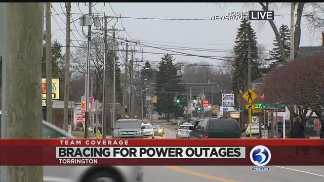 Litchfield Power Outages