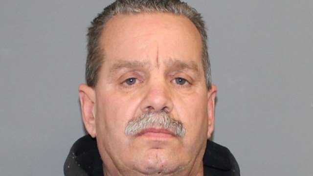 William Tortora was arrested in connection with an arson case at a Shelton Fire Department facility on March 1. (Shelton police)