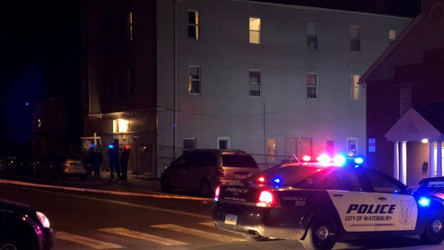 Waterbury shooting