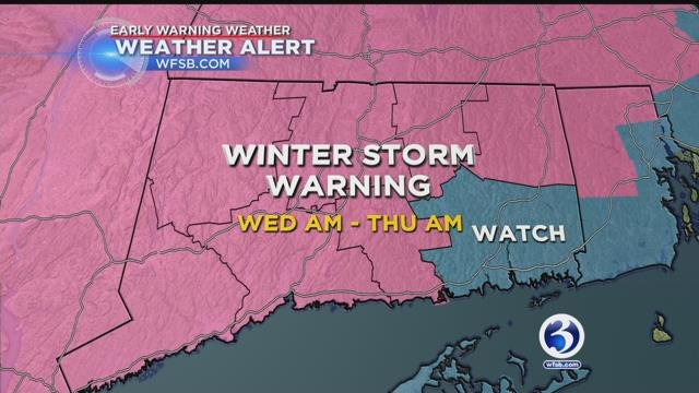 Cities Brace For Power Outages As Another Nor'easter Hits US