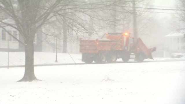 Litchfield County is getting the brunt of Winter Storm Elsa (WFSB)