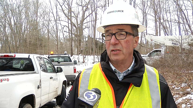 Restoration progress steady in Guilford, Madison area (WFSB)