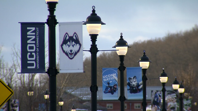 UConn students react to Coach Ollie's firing (WFSB)
