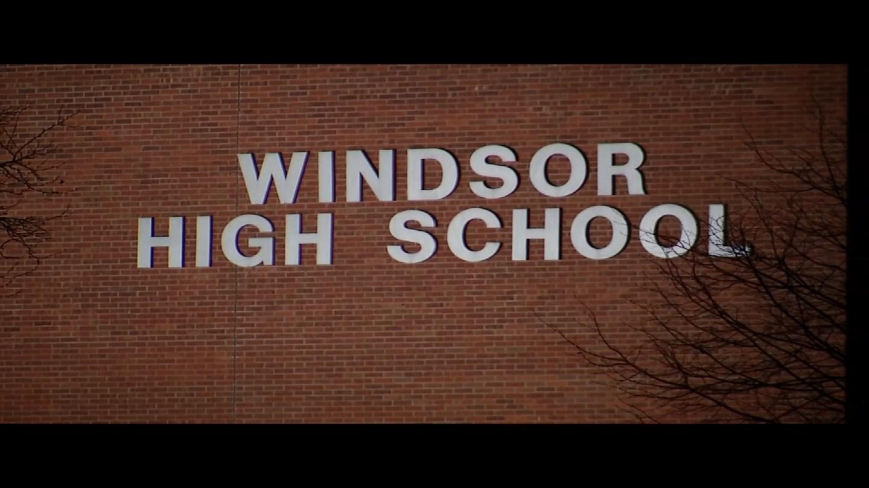 Windsor High School. (WFSB)