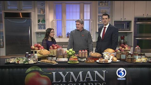 Lyman Orchard's Apple Barrel opens on Saturday