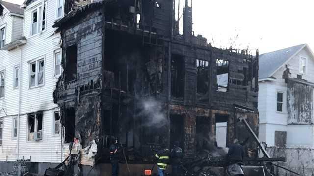 Overnight fire in Hartford apartment building investigated as suspicious