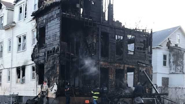 Fire marshals are investigating the cause (WFSB)