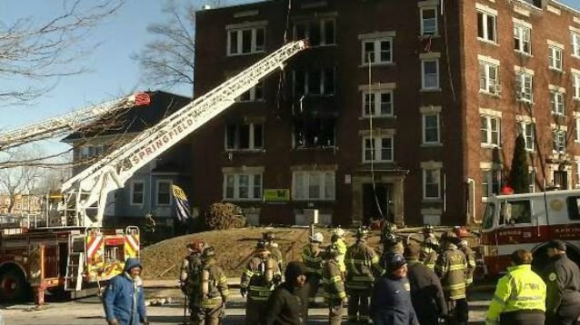 Father, Two Children Killed In Springfield Fire Identified