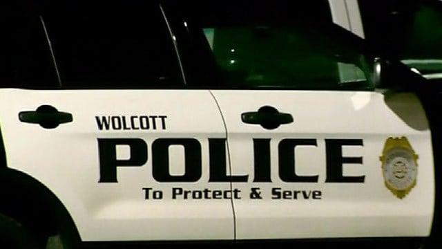 Wolcott police. (WFSB)