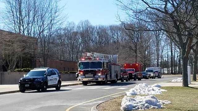 Four students were taken to area hospitals for a heating issue on Monday (DoingItLocal.com)